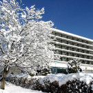 Golf Hotel **** v zime