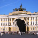 Petrohrad Poklad Ruska